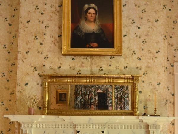 President Andrew Jackson's Bedroom