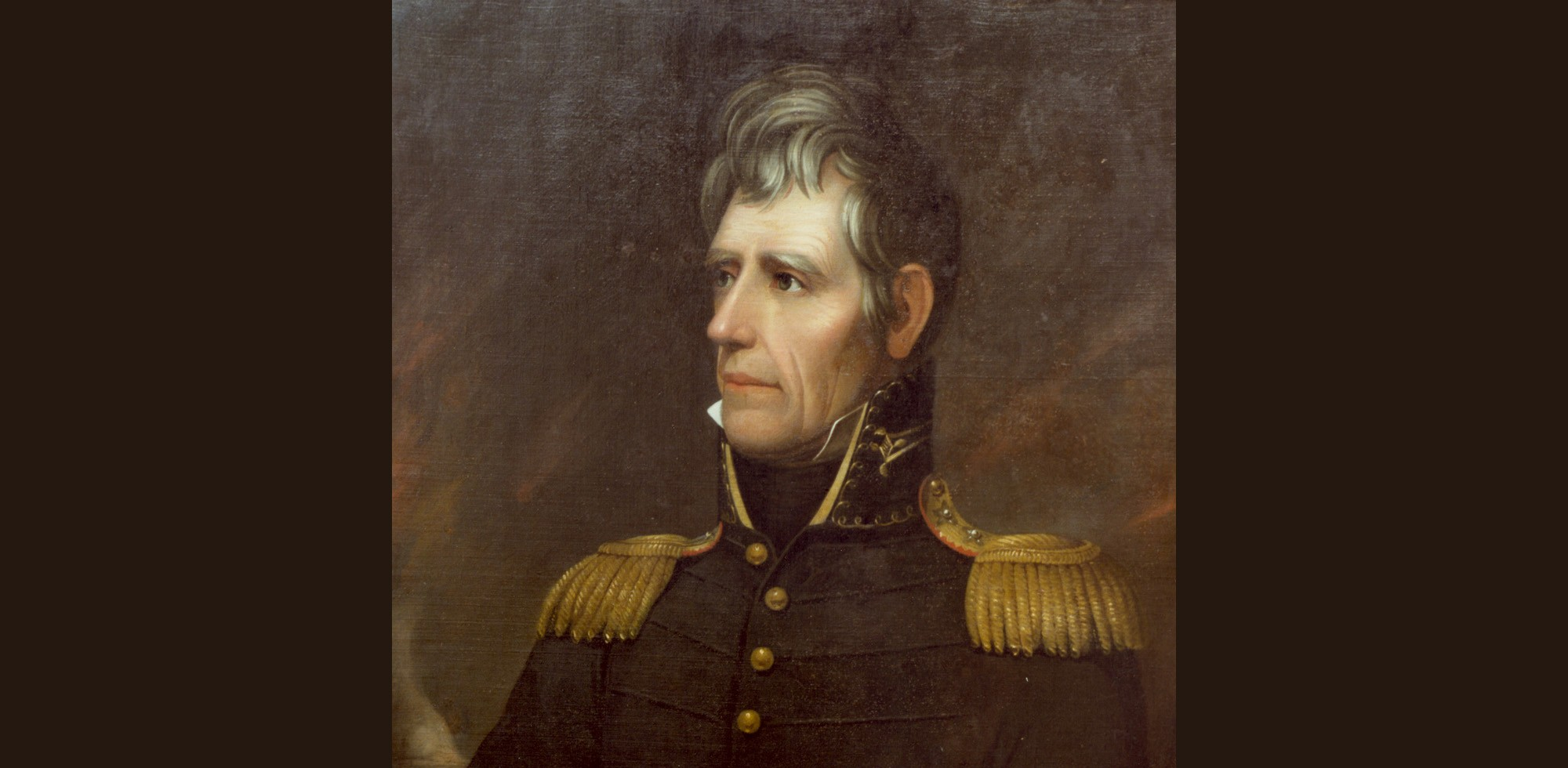 early military career and war victories of andrew jackson