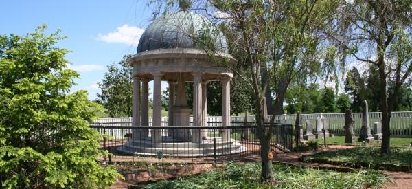 Jackson'S Tomb | Andrew Jackson'S Hermitage Garden