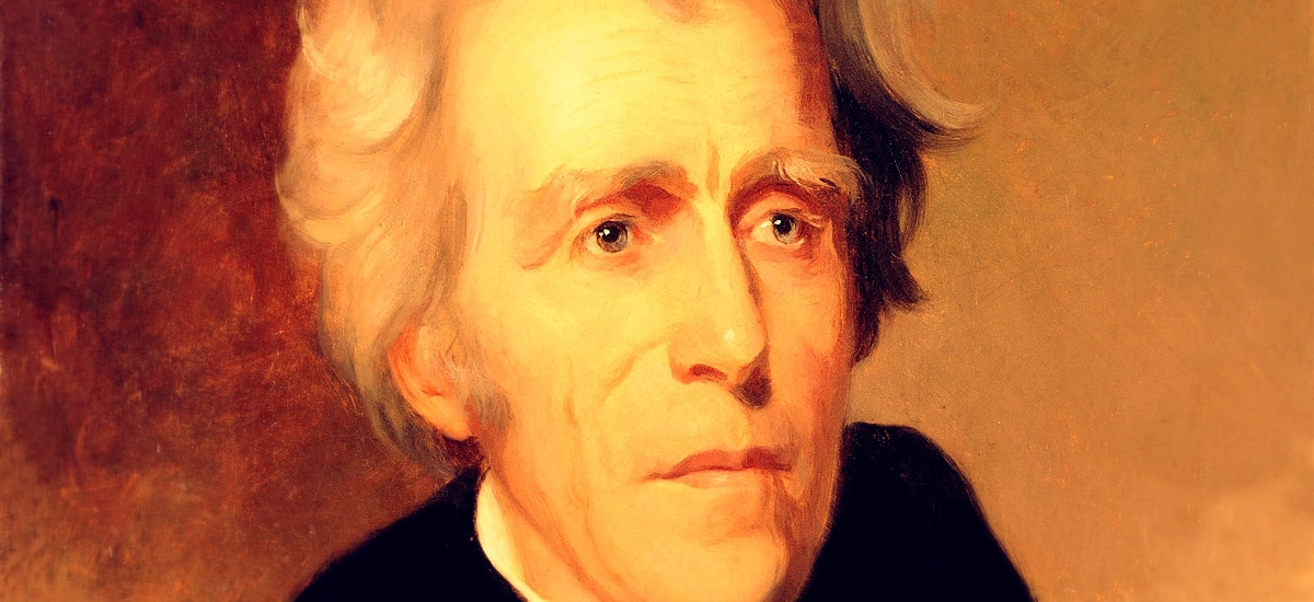 How to write an essay about andrew jackson