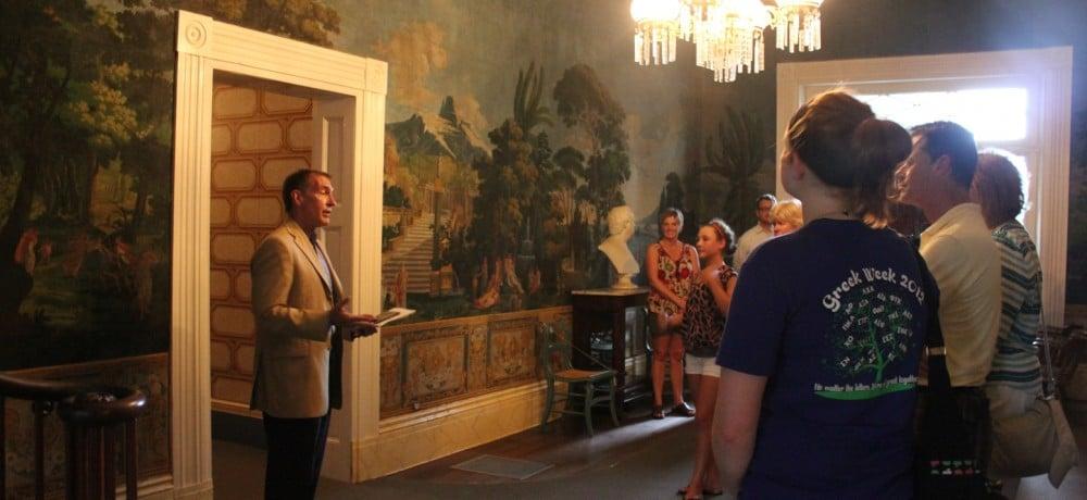 hermitage mansion tour
