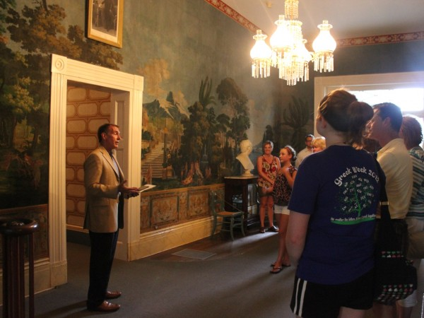 hermitage mansion tour
