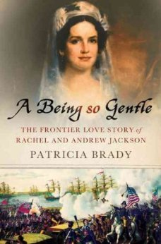 A Being so Gentle by Patricia Brady - book cover