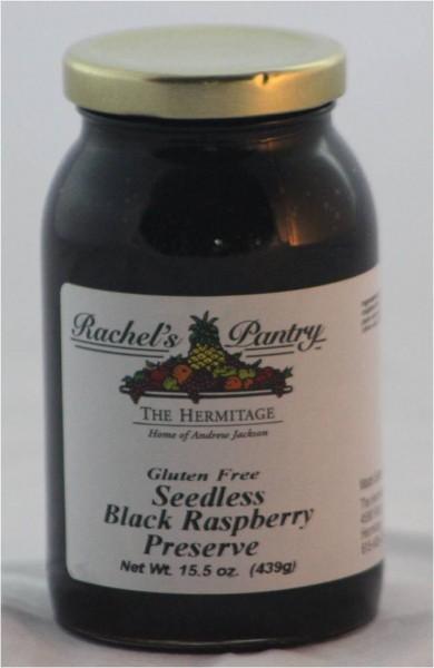 Seedless Black Raspberry Preserves