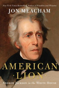 American Lion by Jon Meacham - Book Cover