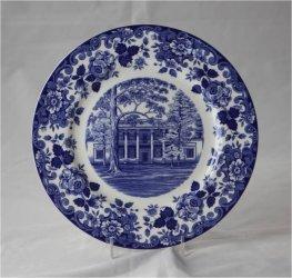 Hermitage dinner plate