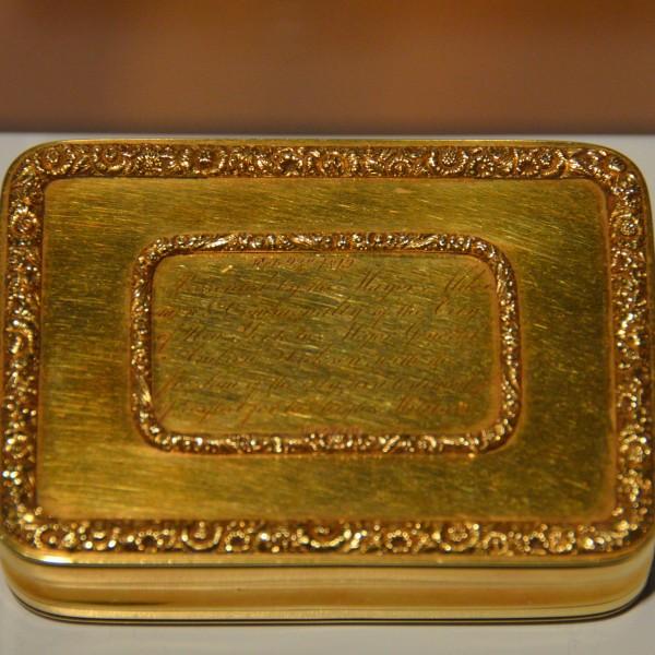 Andrew Jackson's Gold Box