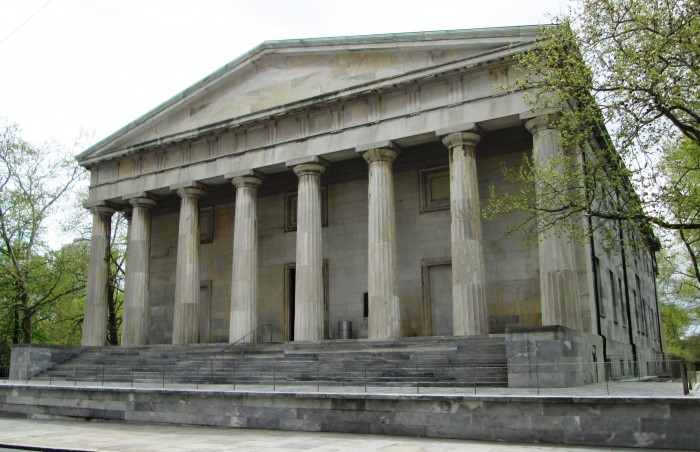 Strickland's Second Bank