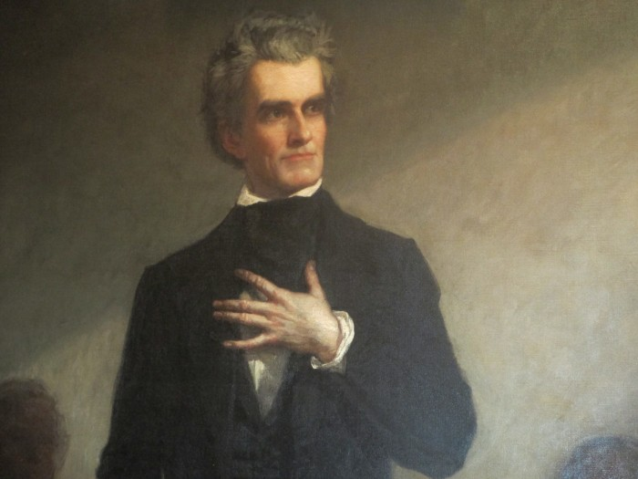 George Peter Alexander Healy's John C. Calhoun
