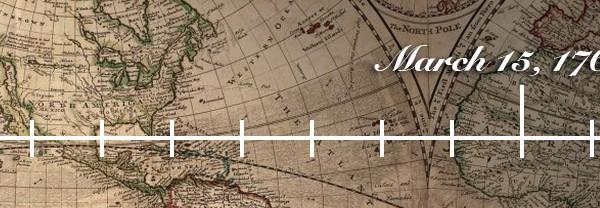 When was Andrew Jackson born?