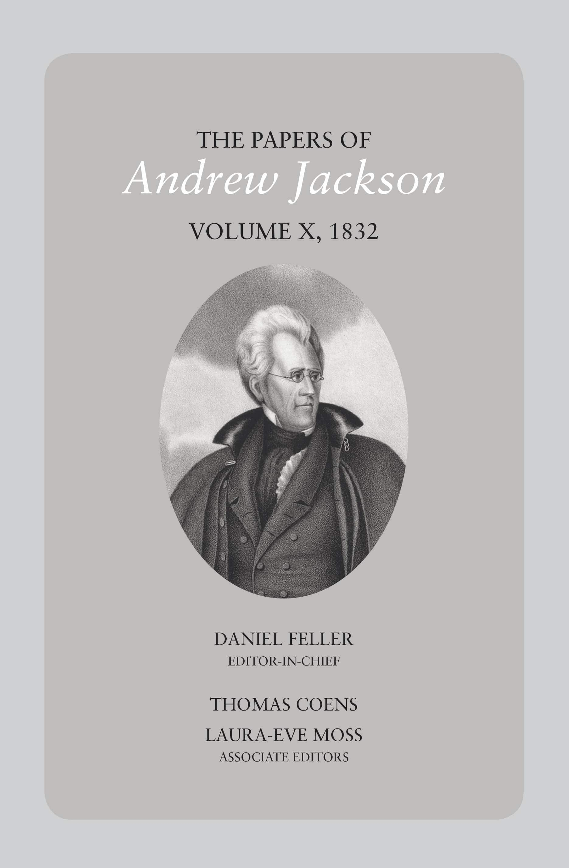 Research papers andrew jackson