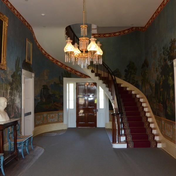 Andrew Jacksons Hermitage Main Hallway