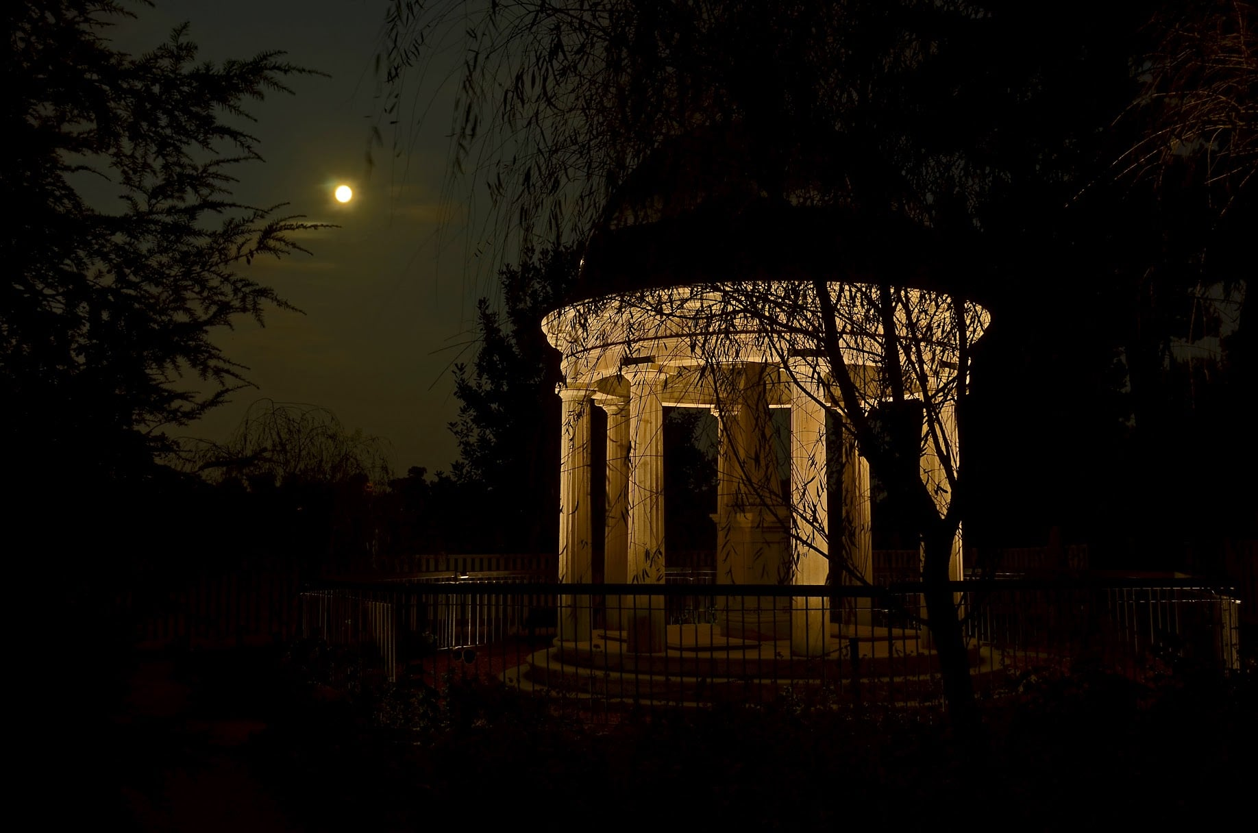 Jackson\'s Tomb | Andrew Jackson\'s Hermitage Garden