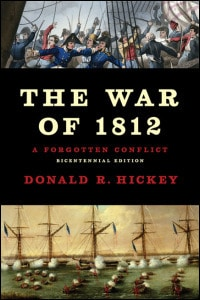 The War of 1812 - Book Cover