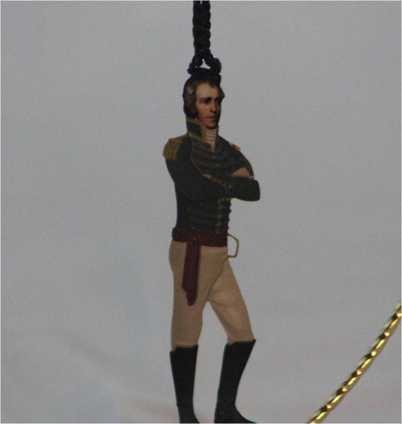 Andrew Jackson Bookmark