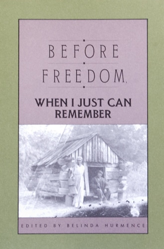 Before Freedom - Book