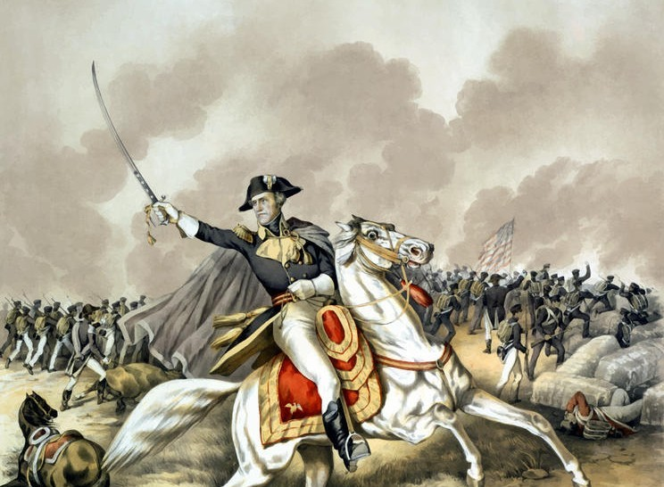andrew jackson and the battle of new orleans Today we go to the battle of new orleans, in a segment we call pirates   andrew jackson's army in 1815 was an unlikely mix of state militias,.