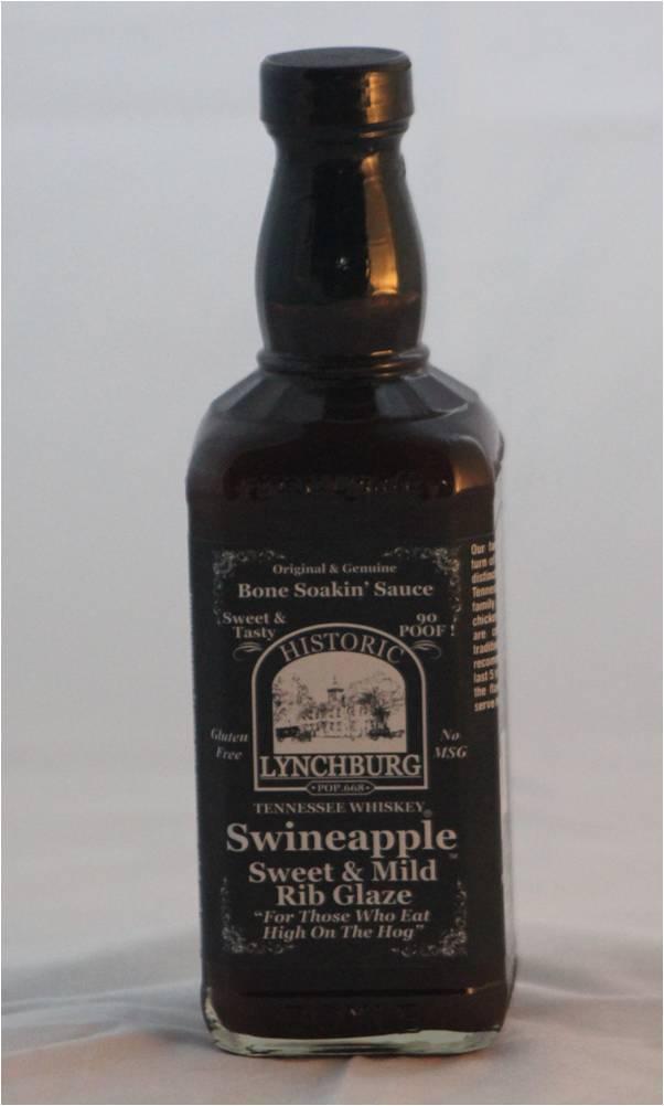 Historic Lynchburg Swineapple sauce