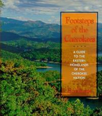 Footsteps of the Cherokee - book cover