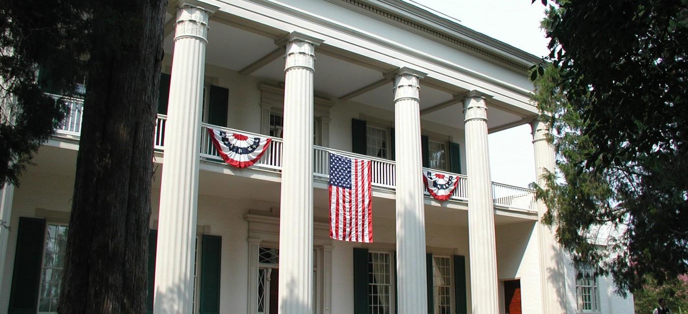 Andrew Jackson Hermitage Museum in Nashville