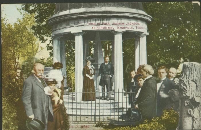 Theodore Roosevelt Hermitage Mary Dorris