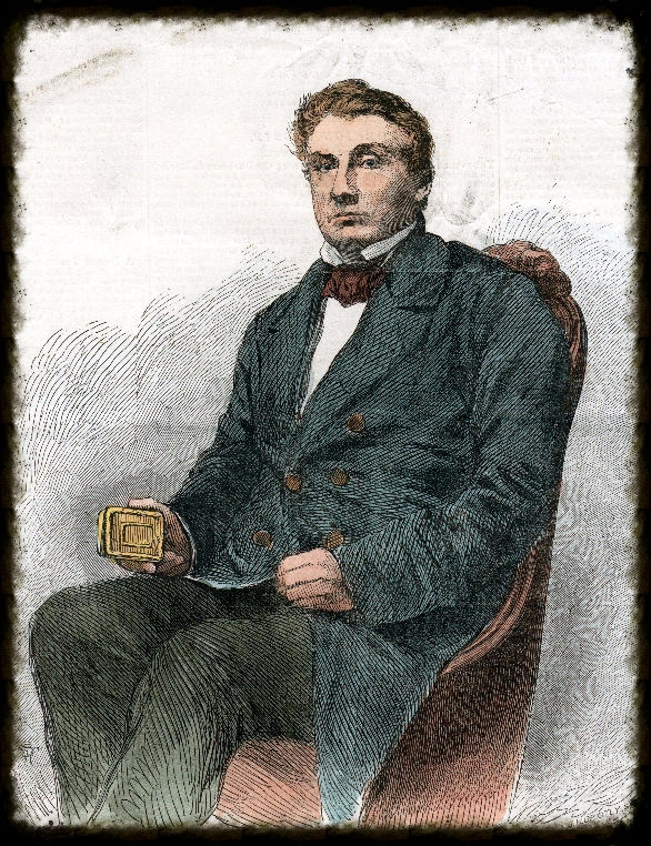 Illustration of Andrew Jackson Junior