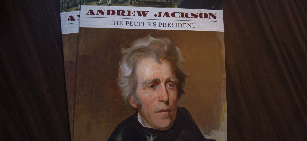 a biography and the presidency of andrew jackson Andrew jackson was born on march 15, 1767 in lancaster county, south carolina, usa he was a writer, known for biography (1987) he was married to.